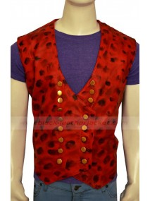 Once Upon a Time Captain Hook Leather Vest