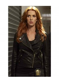 Carrie Wells Unforgettable Leather Jacket