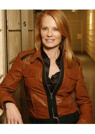 Catherine Willows Crime Scene Investigation CSI Jacket