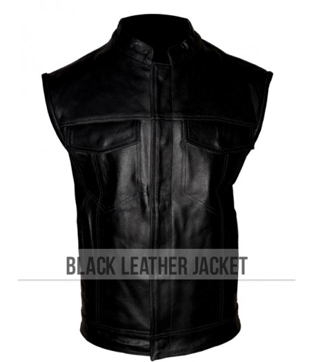 Sons of Anarchy Vest Without Patches