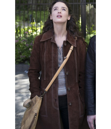 Charlotte Le Bon The Walk Annie Allix Coat