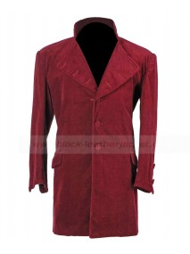 Chocolate Factory Johnny Depp Coat