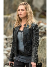 Clarke Griffin The 100 Eliza Taylor Jacket