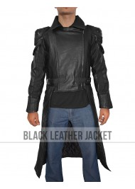 GI JOE Cobra Commander Retaliation Leather Jacket