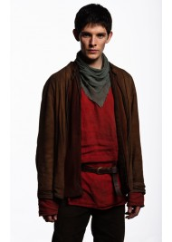 Colin Morgan Merlin Jacket