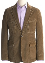 Corduroy Jacket Men