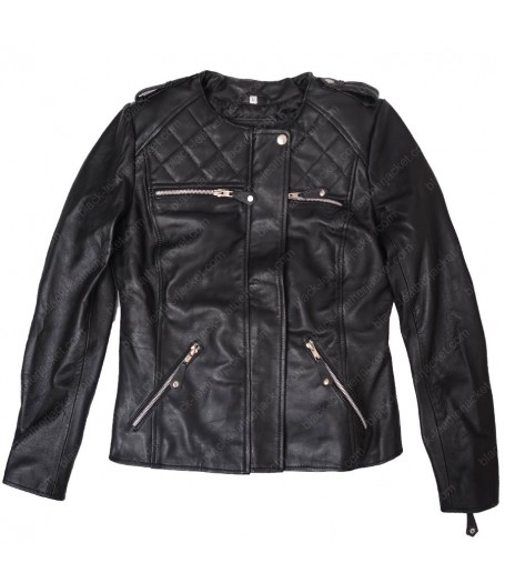 Covert Affairs Annie Walker Leather Jacket