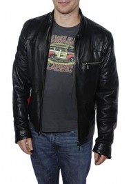 Craig Laggies Movie Sam Rockwell Leather Jacket