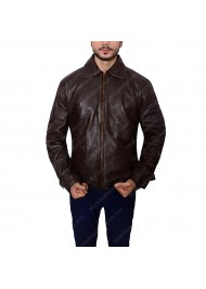 Daniel Craig Leather Jacket Skyfall