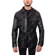 Dark Knight Bane Leather Jacket