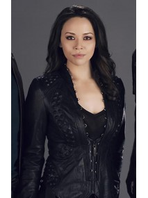 Dark Matter Melissa O'Neil Leather Jacket