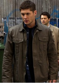 Supernatural Dean Winchester Green Jacket