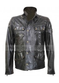 Dean Winchester Supernatural Jensen Ackles Leather Jacket