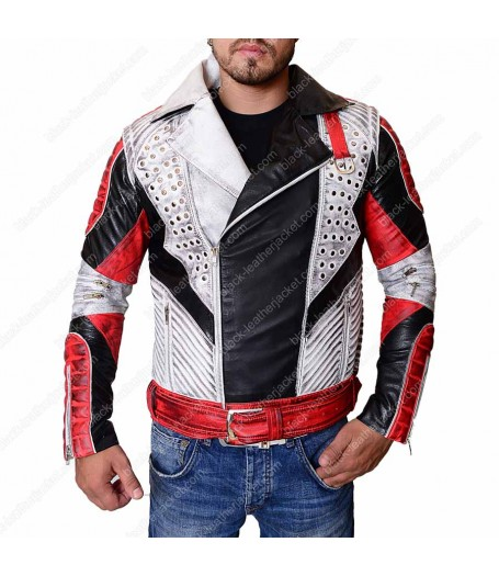Carlos Descendants 2 Leather Jacket