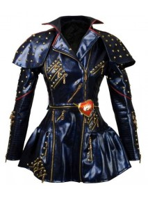 Evie Descendants 2 Leather Jacket