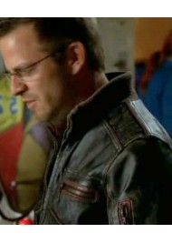 Detective CSI Danny Messer NY Leather Jacket
