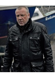 Di Jack Regan The Sweeney Ray Winstone Leather Jacket