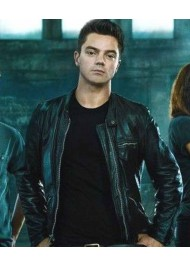 Dino Brewster Need For Speed Leather Jacket