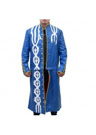 Devil May Cry 3 Vergil Jacket with Vest