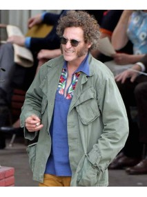 Doc Sportello Inherent Vice Joaquin Phoenix Jacket