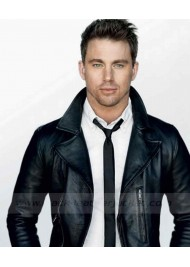 Dolce and Gabbana Channing Tatum Leather Jacket