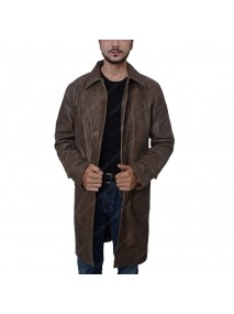 Boyd Holbrook Logan Donald Pierce Coat
