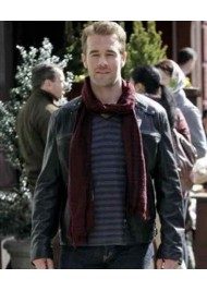 Don't Trust Apartment 23 James Van Der Beek Leather Jacket