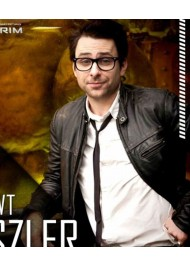 Dr Newton Geiszler Pacific Rim Charlie Day Jacket