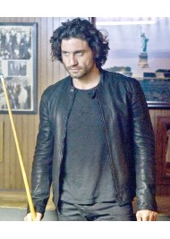 Edgar Ramirez Deliver Us From Evil Black Leather Jacket