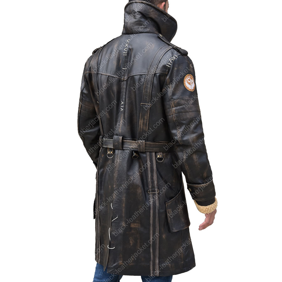 fallout 2 leather jacket