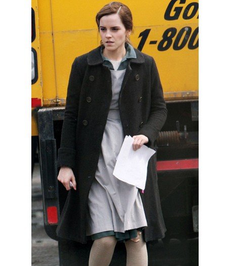 Emma Watson Regression Coat