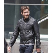 Enemy Movie Jake Gyllenhaal Leather Jacket