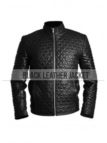 Eric Northman True Blood Season 4 Black Leather Jacket