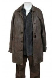 Dingaan Botha Falling Skies Treva Etienne Leather Jacket