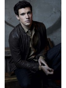 Falling Skies Drew Roy Leather Jacket