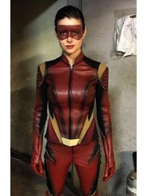 The Flash Trajectory Jacket