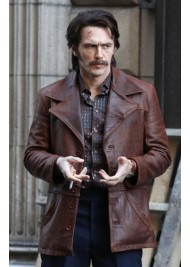 Frankie Martino The Deuce Leather Jacket