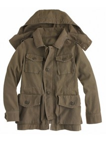 Garrison Fatigue Jacket