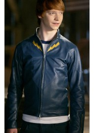 Smallville Garth Ranzz Leather Jacket