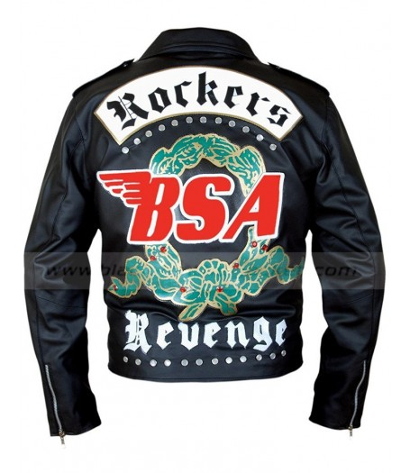 BSA Rockers Revenge George Michael Faith Jacket
