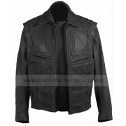 G.I Joe The Rise of Cobra General Hawk Leather Jacket