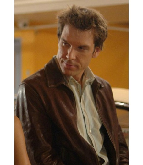 Good Luck Chuck Dane Cook Leather Jacket