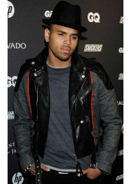 Chris Brown at GQ The Gentleman's Jacket