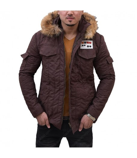 Star Wars Han Solo Hoth Parka Coat