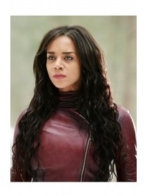 Dutch Killjoys TV Series Hannah John Kamen Red Leather Jacket