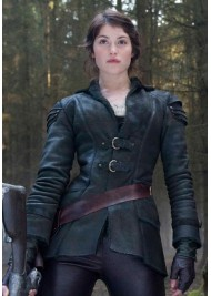 Gemma Arterton Hansel and Gretel Witch Hunters Gretel Coat