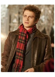Factory Girl Hayden Christensen Brown Leather Jacket
