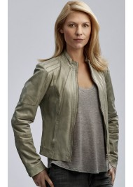 Homeland Carrie Mathison Leather Jacket
