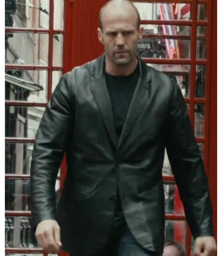 Hummingbird Jason Statham Leather Jacket