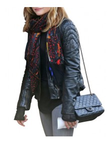 Mia Hall If I Stay Chloe Moretz Leather Jacket